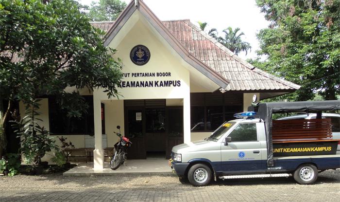 Kantor Unit Keamanan Kampus IPB | sumber: http://ukk.staff.ipb.ac.id/
