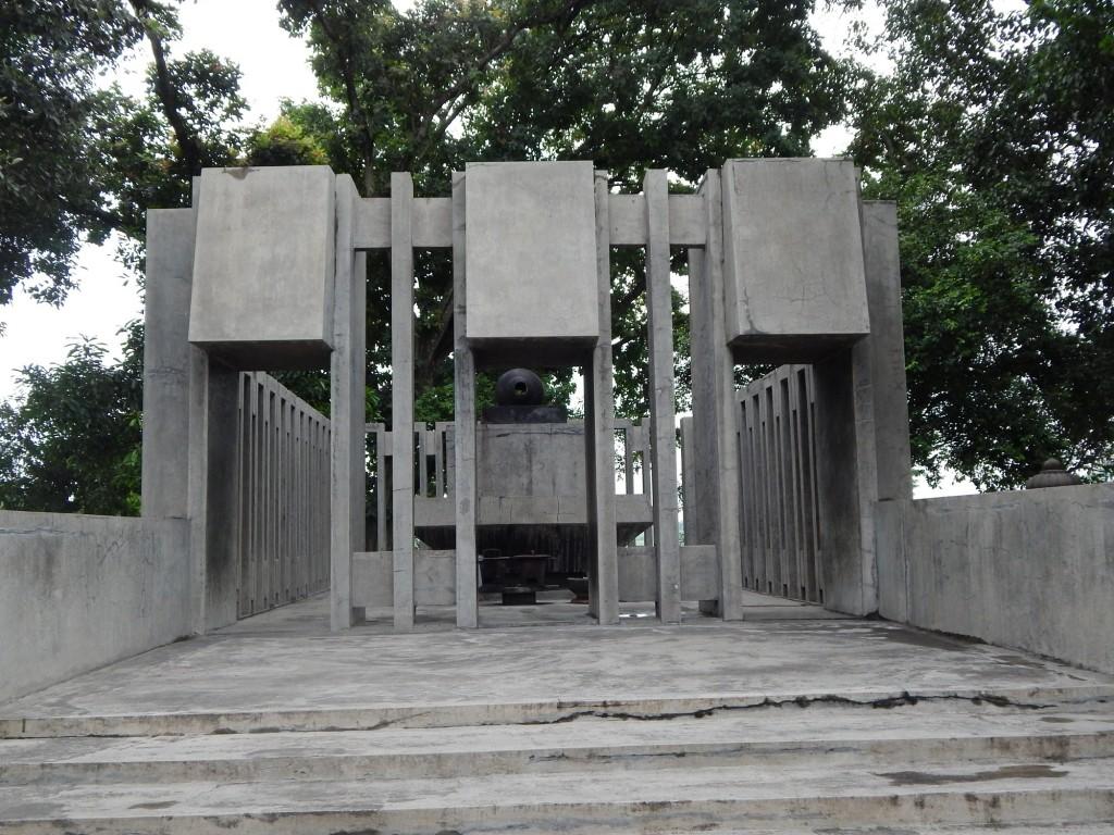 Pamuksan Sang Prabu Sri Aji Joyoboyo(Foto: Dok. Pribadi)