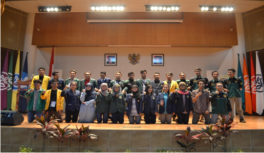 Sumber : Panitia 1st Youth Congress of Agriculture
