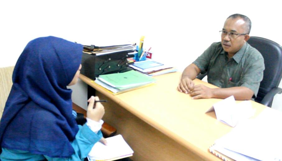 Wawancara bersama Dr. Ir. I Made Artika M.App.Sc