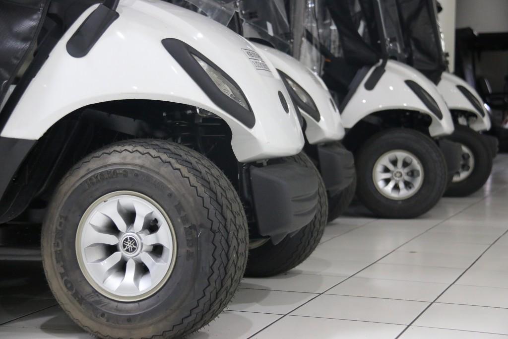 Mobil listrik sebagai salah satu kendaraan untuk implementasi Green Transportation (Foto: Ichwanul AM)