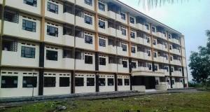 Asrama A5 yang terletak tepat di depan asrama A4 tampak lebih elegan dibanding asrama lainnya. (Foto oleh : Andika Surya)