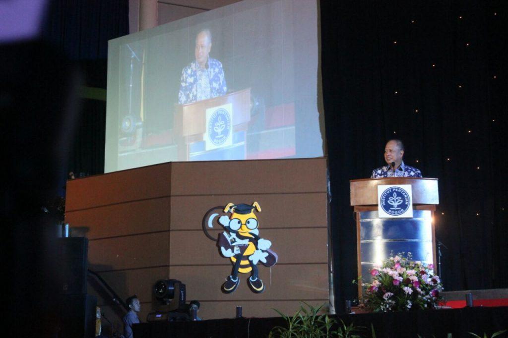 Sambutan Menteri Ristekdikti dalam acara pembukaan Pimnas ke-29