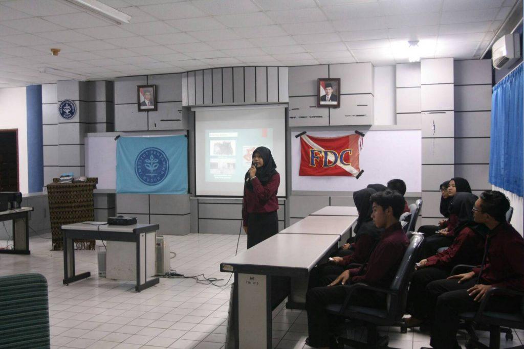 FDC IPB CORALATION V Berikan Warna Berbeda