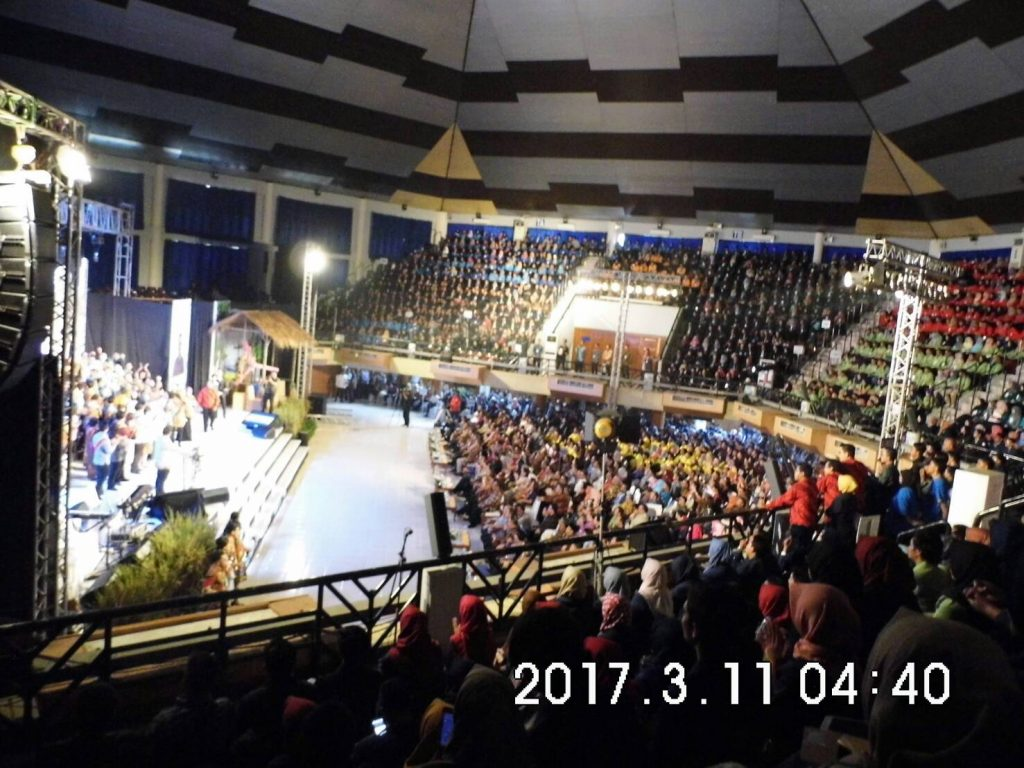 Pelaksanaan Acara WMM di GWW. Foto oleh : Naila Humaira (Korpus Institut)