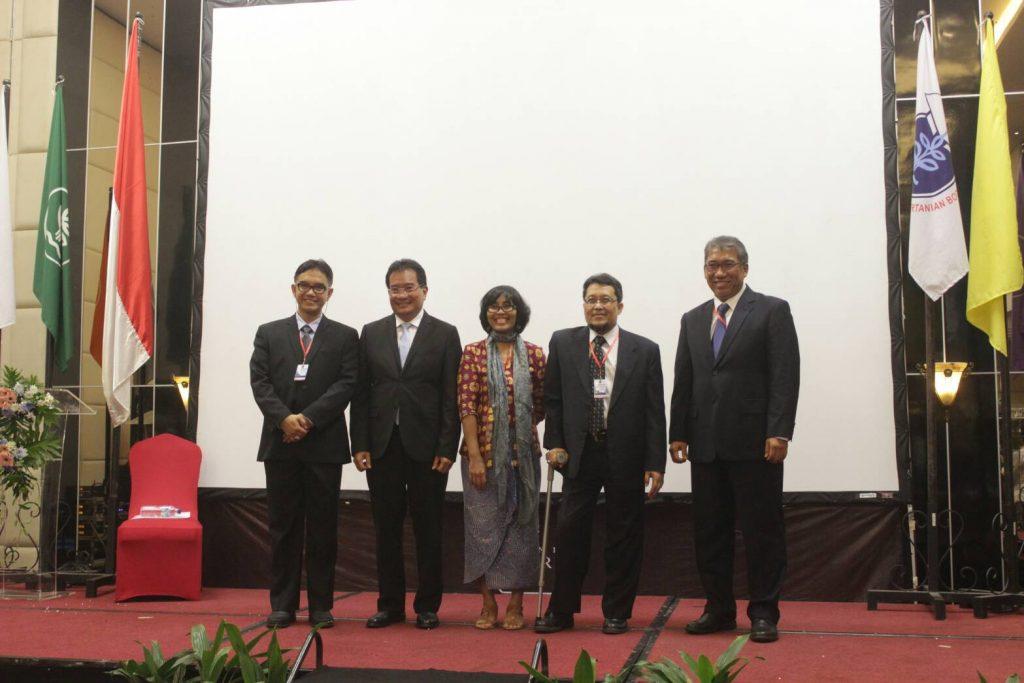 Lima Nama Bakal Calon Rektor IPB Periode 2017-2022 yang Diusung HA (Foto oleh : Hesti M)