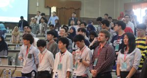 Foto by : Crew of The 4th Asia-Pasific Regional Meeting