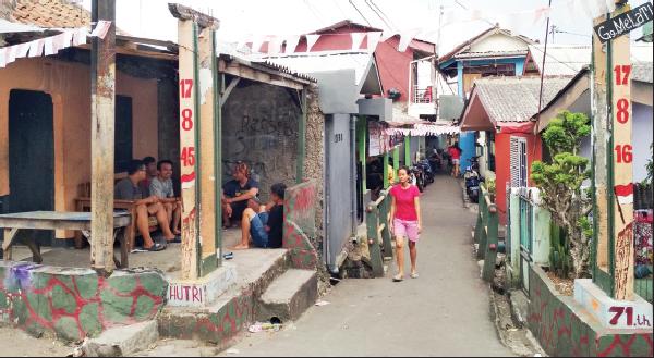 Tanah di Kampung Cilibende, Desa Babakan, Kecamatan Bogor Tengah (sumber : metropolitan.id)