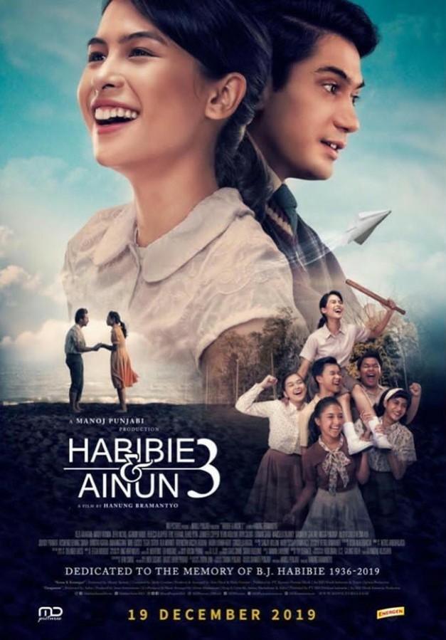 Resensi Film Habibie Ainun 3 Mengulik Kehidupan Ainun Sebelum Bersama Habibie Koran Kampus Ipb